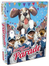 Everyone Loves A Parade (Card Game) - Cover