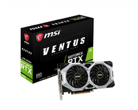 MSI - NVIDIA GeForce RTX 2060 VENTUS 6GB GDDR6 OC Graphics Card - Cover