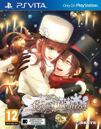 Code: Realize Wintertide Miracles (PS VITA) - Cover