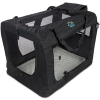 Cosmic Pets - Collapsible Carrier Medium (Black)