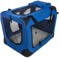Cosmic Pets - Collapsible Carrier XXXXX-Large (Blue) - Cover