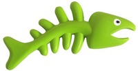 Cosmic Pets - Dog Chew Fish Toy (Green) - Cover