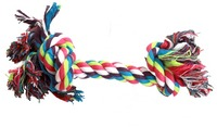 Cosmic Pets - 2-Knot Tug-O-War Toy (Multicolour) - Cover