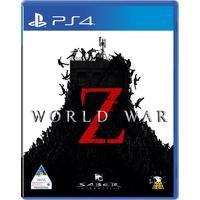 World War Z - Day 1 Edition (PS4)