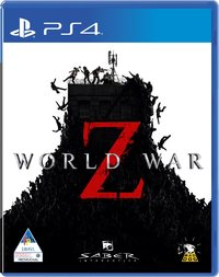 World War Z - Day 1 Edition (PS4) - Cover