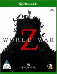 World War Z (Xbox One) - Cover