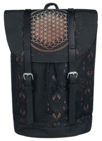 Bring Me the Horizon - Flower of Life Heritage Bag - Cover