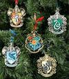 Harry Potter - Hogwarts Christmas Tree Ornaments
