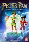 Peter Pan: The Quest for the Never Book (DVD)