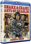 Snake and Crane Arts of Shaolin (Blu-ray)