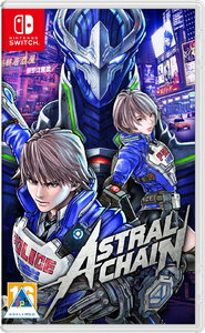 Astral Chain (Nintendo Switch) - Cover