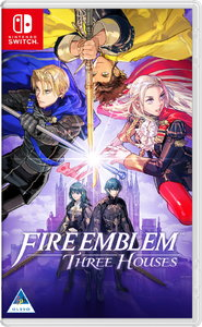 Fire Emblem: Three Houses (Nintendo Switch) - Cover