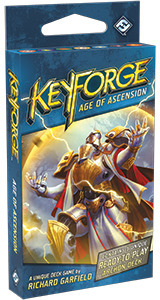Keyforge - Age of Ascension - Archon Deck (Card Game) - Cover
