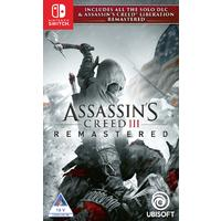 Assassin's Creed III + Liberation Remastered (Nintendo Switch)