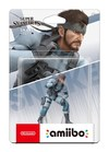 amiibo - Super Smash Bros. Collection -  Snake (Nintendo Switch)