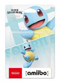 amiibo - Super Smash Bros. Collection - Squirtle (Nintendo Switch) - Cover