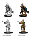 Dungeons & Dragons - Nolzur's Marvelous Unpainted Miniatures - Male Elf Rogue (Miniatures)
