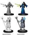 Dungeons & Dragons - Nolzur's Marvelous Unpainted Miniatures - Male Elf Wizard (Miniatures)