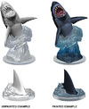 Deep Cuts Unpainted Miniatures - Shark (Miniatures)