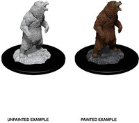 Deep Cuts Unpainted Miniatures - Grizzly (Miniatures) - Cover