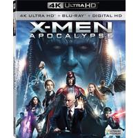X-Men: Apocalypse (4K Ultra HD + Blu-ray)