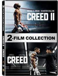 Creed 1 & 2 Boxset (DVD)