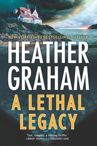 A Lethal Legacy - Heather Graham (Hardcover)