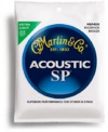 Martin MSP4000 Acoustic SP 10-47 Extra Light Phosphor Bronze Acoustic Guitar Strings