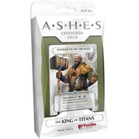 Ashes - The King of Titans (Card Game)