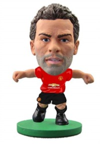 Soccerstarz - Manchester United Juan Mata - Home Kit (2019 version) - Cover
