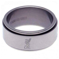 Liverpool - Spinner Band Ring (Medium) - Cover