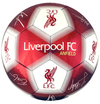 Liverpool - Signature Mini Football - Size 1 Cover