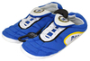 Chelsea - Football Boot Slippers (Size 3-4)