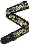 Planet Waves 50A04 2 Inch Woven Instrument Strap (Rainforest)