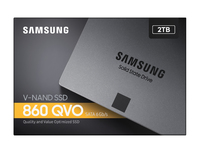 Samsung 860 QVO 2TB 2.5 inch Serial ATA Solid State Drive