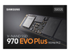 Samsung 970 Evo Plus 500GB Nvme Solid State Drive M.2  Express 3