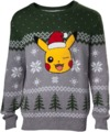 Pokemon - Pikachu Knitted Sweater (Small)