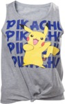 Pokemon - Pikachu Croptop Women's T-Shirt (X-Small)