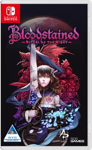 Bloodstained: Ritual of the Night (Nintendo Switch) - Cover