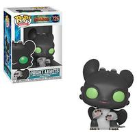 Funko Pop! Movies - How to Train Your Dragon 3 - Night Lights 1 Black Nose