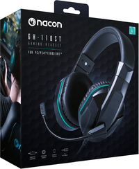 Nacon - GH-110ST Gaming Headset (PC/Gaming)