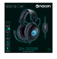 Nacon - GH-300SRR Gaming Headset (PC/Gaming)
