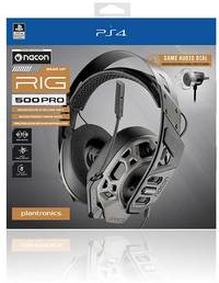 Nacon - RIG 500 PRO HS Gaming Headset (PS4)