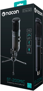 Nacon - Streaming Microphone ST-200 (PC/Mac/PS4) - Cover