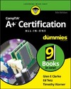 Comptia A+ Certification All-in-one for Dummies - Glen E. Clarke (Paperback)