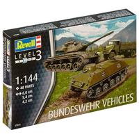 Revell - 1/144 - Bundeswehr Vehicles (Plastic Model Kit)