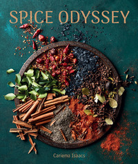 Spice Odyssey - Cariema Isaacs (Paperback) - Cover