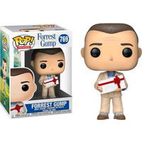 Funko Pop! Movies - Forrest Gump - Forest With Chocolates Vinyl Figure