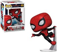 Funko Pop! Spider-Man - Far From Home - Spider-Man (Upgraded Suit) Vinyl Figure - Cover
