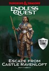 Escape from Castle Ravenloft - Matt Forbeck (Hardcover)